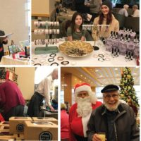 Christmas Market for Tapestry Friends and Family